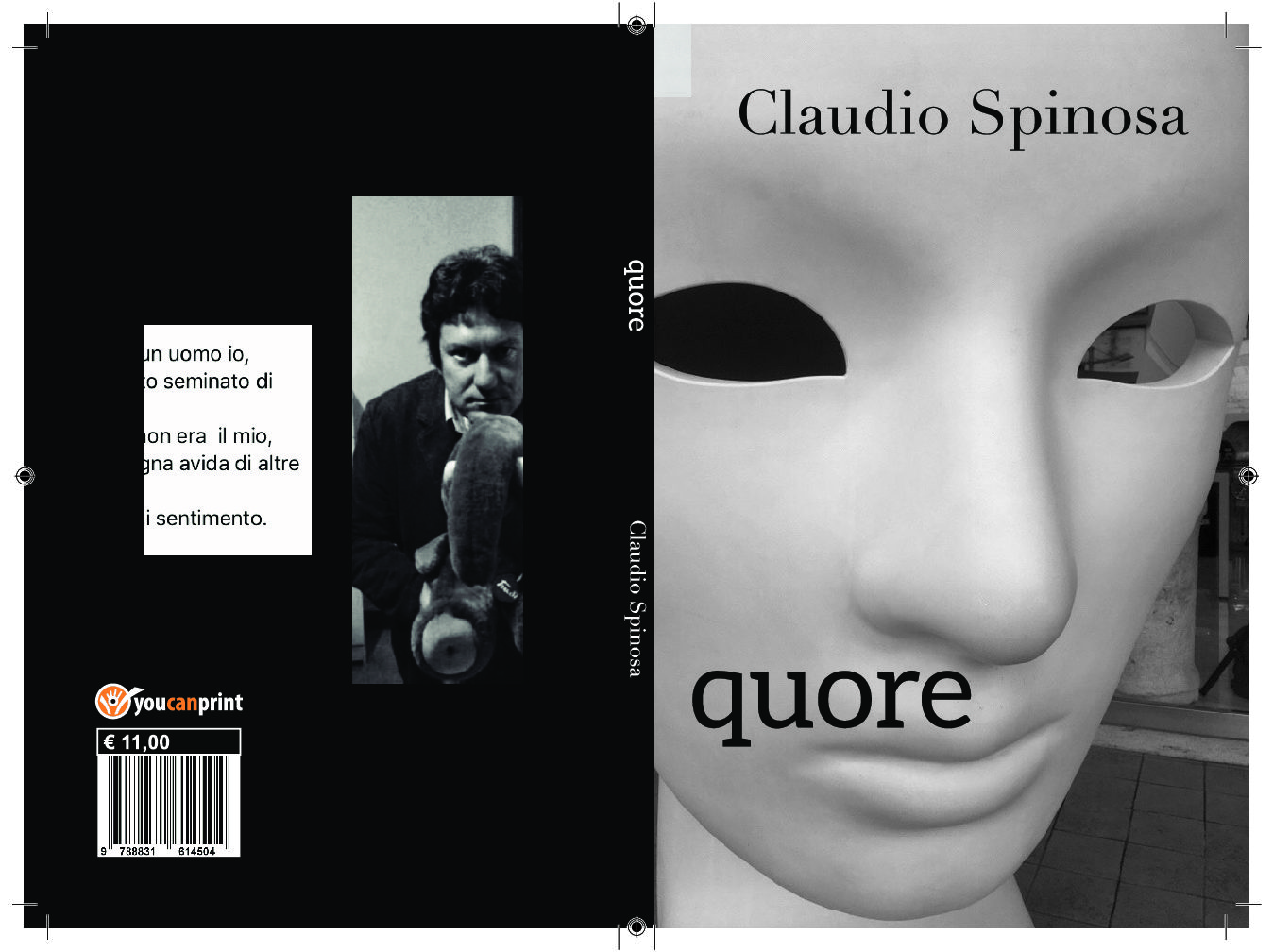 """Leggendo """"quore"""", di Claudio Spinosa"""